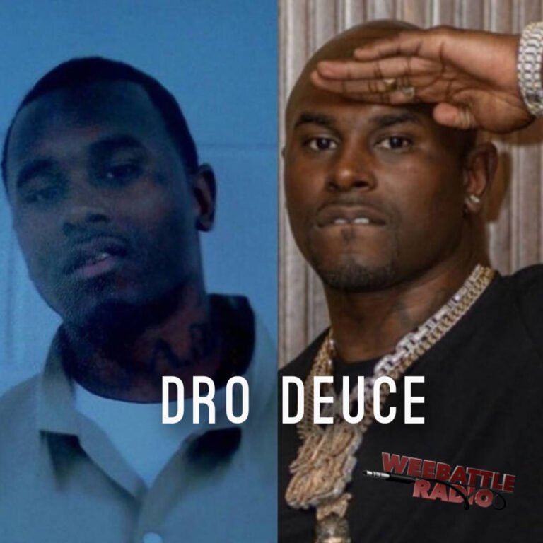 DRO DEUCE from prison to music and reality TV